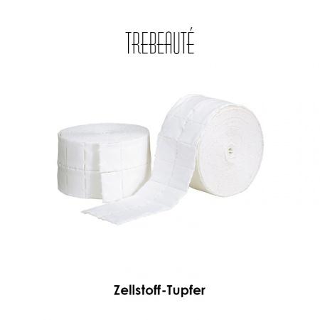 zellstoff tupfer von der rolle 2 x500 st 5x4cm 11 42 trebe. Black Bedroom Furniture Sets. Home Design Ideas