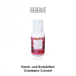 Silky Soft - Hand- und Bodylotion - Cranberry Currant