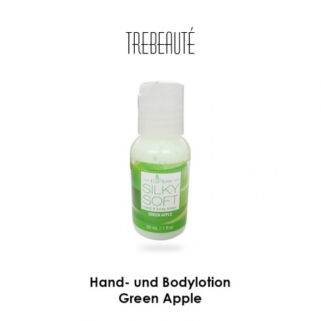 Silky Soft - Hand- und Bodylotion - Green Apple