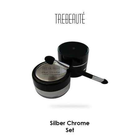 Trebeauté Silber Chrome Set