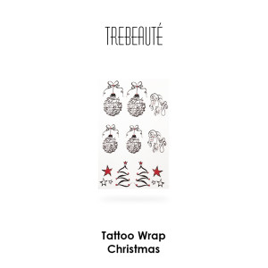 Tattoo Wrap - Christmas