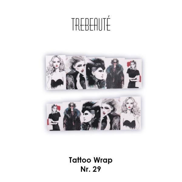 Tattoo Wrap - 29
