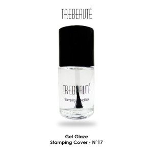 Gel Glaze Trebeauté N°17 - Stamping Cover - 15ml